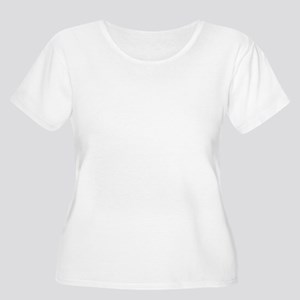 He's an Angry Women's Plus Size Scoop Neck T-Shirt