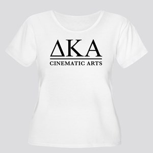 Delta Kappa A Women's Plus Size Scoop Neck T-Shirt
