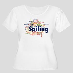 Sailing Plus Size T-Shirt
