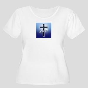 WWJD Plus Size T-Shirt