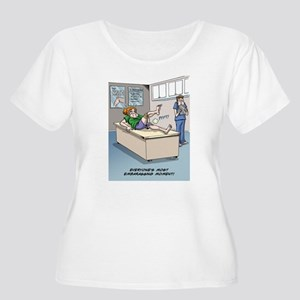 Embarrassing Moment Plus Size T-Shirt