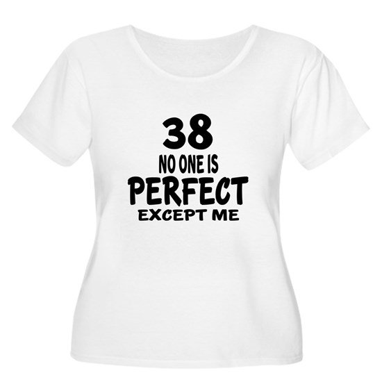 38 No One Is Perfect Except me