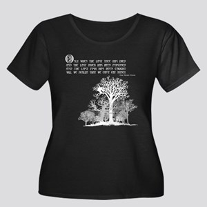 Native American Proverb Women's Plus Size Scoop Ne
