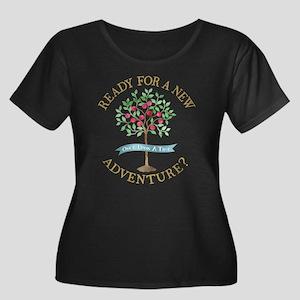 OUAT A New Adventure Plus Size T-Shirt