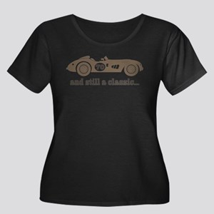 70th Birthday Classic Car Plus Size T-Shirt
