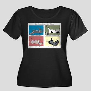 activity_guide_new Plus Size T-Shirt