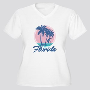 Florida Plus Size T-Shirt