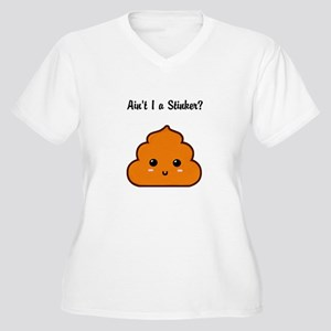 Aint I a Stinker? Plus Size T-Shirt