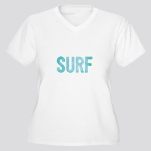 Surf Plus Size T-Shirt