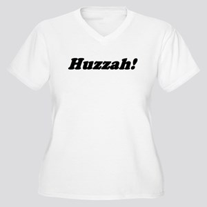 Huzzah! Plus Size T-Shirt