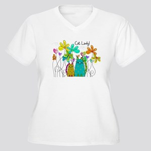 Spring Flowers 13 Plus Size T-Shirt