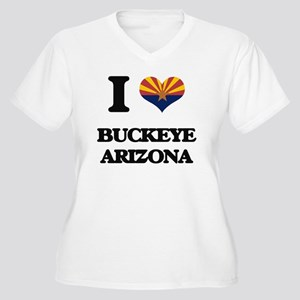 I love Buckeye Arizona Plus Size T-Shirt