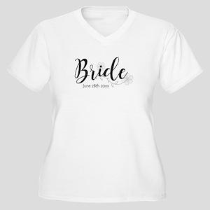 43d826f51 Bridal Party Women's Plus Size T-Shirts - CafePress