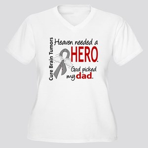 0ced5e54e Memorial Day In Loving Memory Of My Dad Women's Plus Size T-Shirts ...