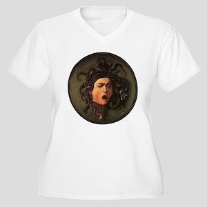 ee7d822e Versace Medusa Women's Plus Size T-Shirts - CafePress