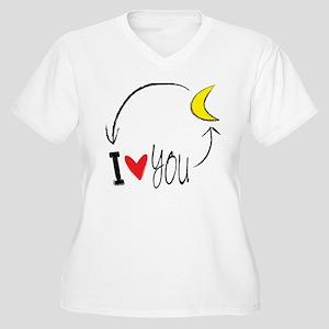 161fa185 Valentines Day Fiance Women's Plus Size T-Shirts - CafePress