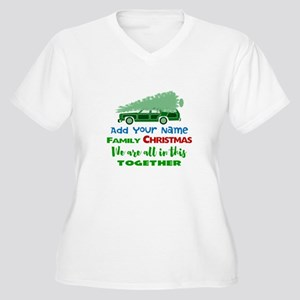 fa1ccae2d Kids Christmas Vacation Women's Plus Size T-Shirts - CafePress