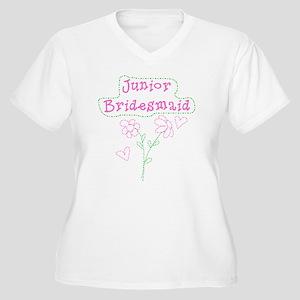 5b22de926 Personalized Bridal Party Women's Plus Size T-Shirts - CafePress
