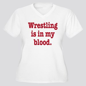 c9e0b2f6 Baby Wrestler Women's Plus Size T-Shirts - CafePress