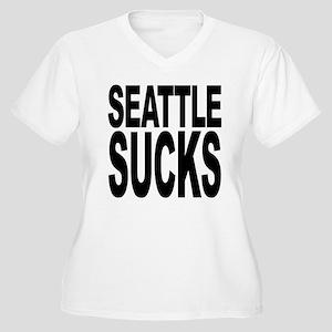 0f9bf7c3e2 I Suck At Fantasy Football Women's Plus Size T-Shirts - CafePress