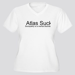 692299e376 Atlas Shrugged Women's Plus Size T-Shirts - CafePress