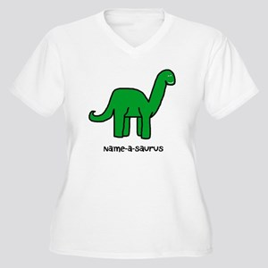 d68cbd7a Boys Dinosaur Women's Plus Size T-Shirts - CafePress