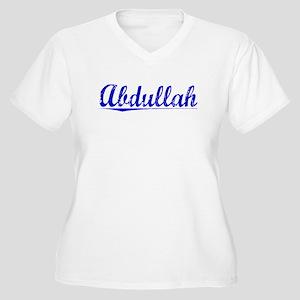 3dfe9fe6 Abdullah Name Women's Plus Size T-Shirts - CafePress