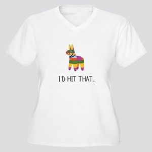 f02f5b10 Naughty Valentines Day Women's Plus Size T-Shirts - CafePress