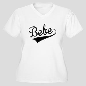 e1f46a929b4 Bebe Women's Plus Size T-Shirts - CafePress