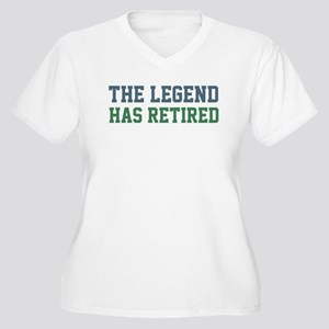 febafa95 Funny Retirement Quotes Women's Plus Size T-Shirts - CafePress
