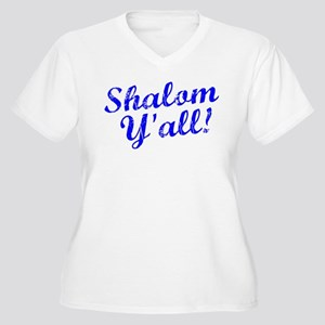 a1a3b1a6 Funny Jew Women's Plus Size T-Shirts - CafePress