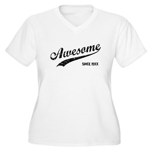 0ec22ddb9 40th Birthday Women's Plus Size T-Shirts - CafePress