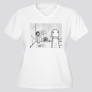 af77fa72 Comics Animation Women's Plus Size T-Shirts - CafePress