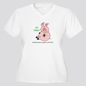 50265446e Animal Farm Women's Plus Size T-Shirts - CafePress