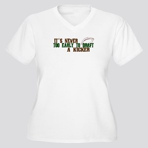 1bd2a5aee4 Funny Fantasy Football Women's Plus Size T-Shirts - CafePress
