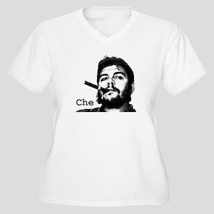 4101ff82f Che Guevara Women's Plus Size T-Shirts - CafePress