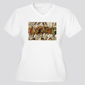 Bayeux Tapestry Plus Size T-Shirt