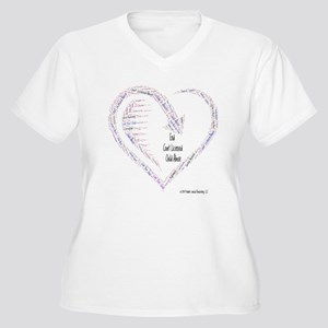 Custody To Abusers = Child Abuse Plus Size T-Shirt