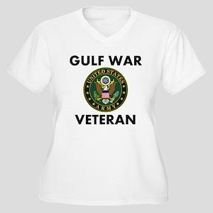 Gulf War Veteran Plus Size T-Shirt