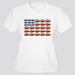 All American Shasta Plus Size T-Shirt