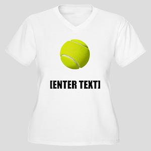 Tennis Personalize It! Plus Size T-Shirt