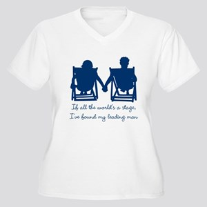 Leading Man Plus Size T-Shirt