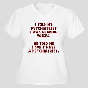 I don't have a ps Women's Plus Size V-Neck T-Shirt