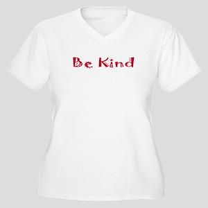 BeKind Plus Size T-Shirt