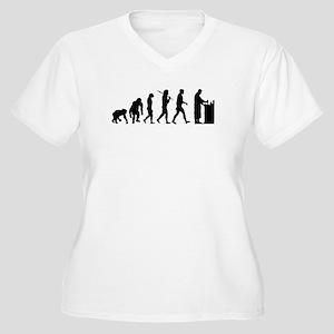 Chemist Pharmacist Women's Plus Size V-Neck T-Shir
