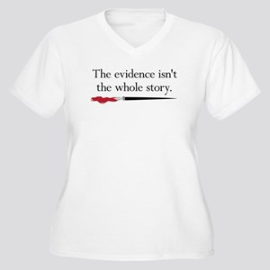 The evidence isnt the whole story Women's Plus Siz