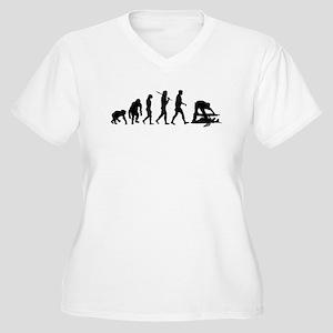 Archaeologist Women's Plus Size V-Neck T-Shirt