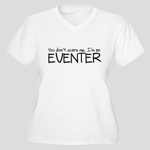 Eventing Women's Plus Size V-Neck T-Shirt