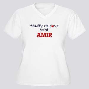 Madly in love with Amir Plus Size T-Shirt
