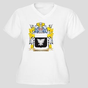 Bridgewater Coat of Arms - Famil Plus Size T-Shirt